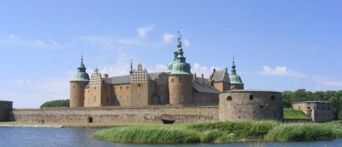 A castle in Kalmar